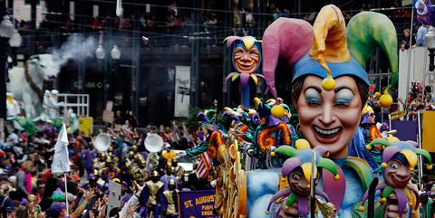 Image result for images of mardi gras floats